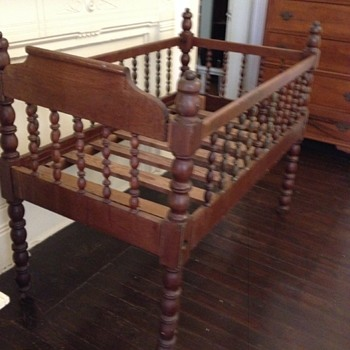 Baby Crib - Furniture