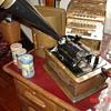 A True Antique...Edison Standard Phonograph...1800's...By Thomas A. Edison