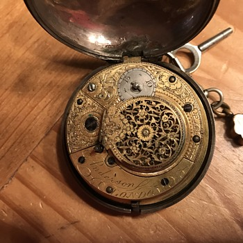 Little help?!? - Pocket Watches