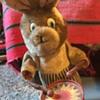 Little drummer rabbit.