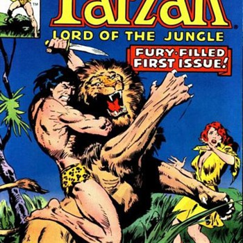 Edgar Rice Burroughs - Comic Books