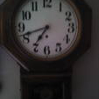 Grandpa's Tick Tock Regulator  - Clocks
