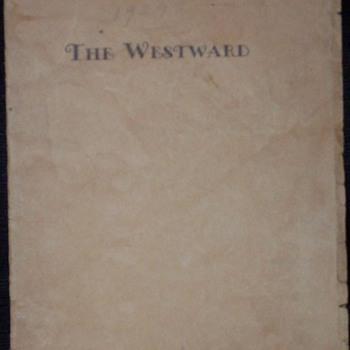 """1925 Seattle Yacht """"The Westward"""" Promotional Brochure - Paper"""