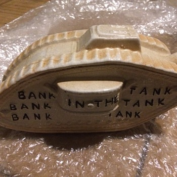 Bank bank bank in the tank tank tank - Coin Operated