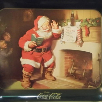 Awesome Cocacola tip/ serving tray!!! - Coca-Cola