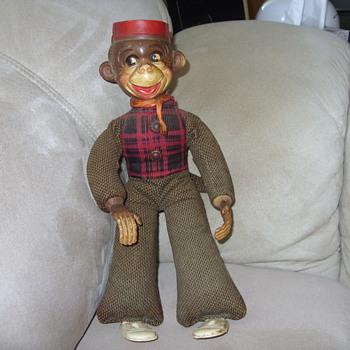 bell hop monkey - Dolls