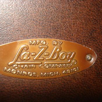 Lazyboy Recliner - Furniture