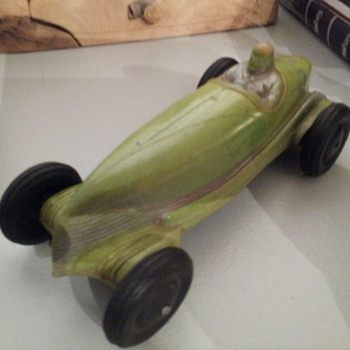 Viceroy Canada Rubber Racer - Toys