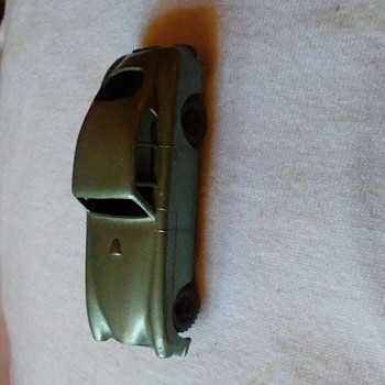 Matchbox Aston Martin No 53. Grey w/ grey wheel - Model Cars