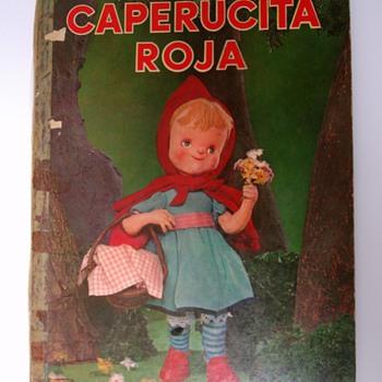 Vintage Children Book. - Books