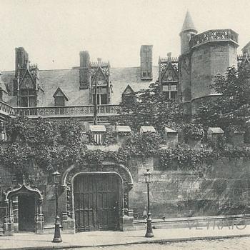 PARIS – LE MUSÉE DE CLUNY  - Postcards
