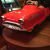 Personal Touch on The 1950's Garton Kidillac Pedal Car