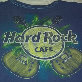 HARD ROCK CAFE..LOUISVILLE, KENTUCKY - Advertising