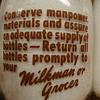 Indianapolis Indiana MBS Dairy Patriotic Slogan #2..........