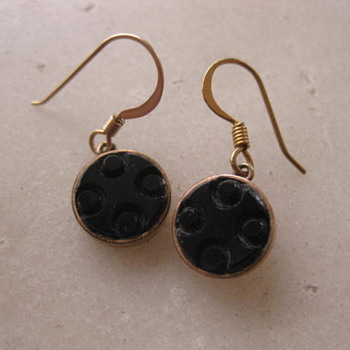 Sweet jet earrings, possibly Victorian? - Fine Jewelry