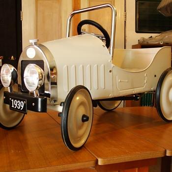 1939 Jalopy & Jalopy Harry. - Model Cars