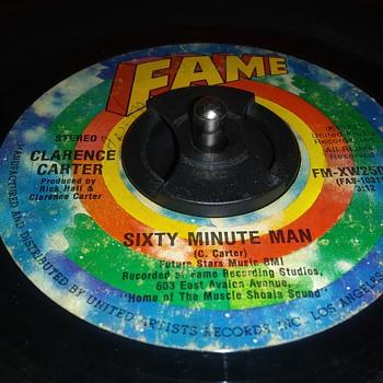 45 RPM SINGLE....#187 - Records