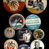 NASA Pre-Flight Challenger, Apollo, Armstrong and Glenn Pinback Buttons