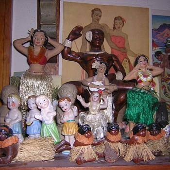 HAWAIIANNA - Dolls