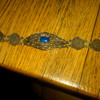 Mexican Vintage Filigree Bracelet