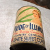 PRIDE OF ILLINOIS COUNTRY GENTLEMAN VERY YOUNG CREAM STYLE WHITE SWEET CORN PACKED BY THE ILLINOIS CANNING CO