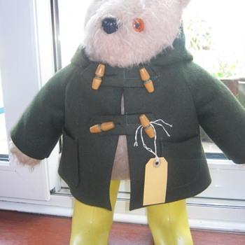Gabrielle Paddington Bear :) - Toys