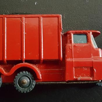 Husky, Guy Warrior Coal Truck. - Model Cars