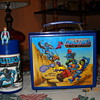 Masters of the Universe thermos and lunchbox