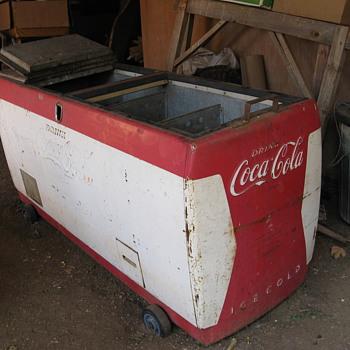 Our fridge restoration - Coca-Cola