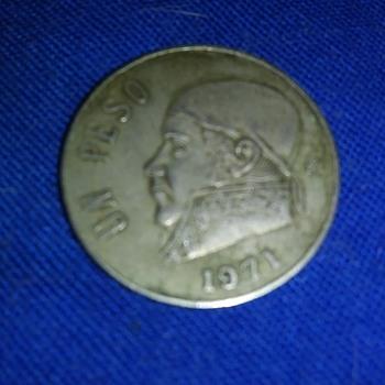 MEXICANOS - World Coins