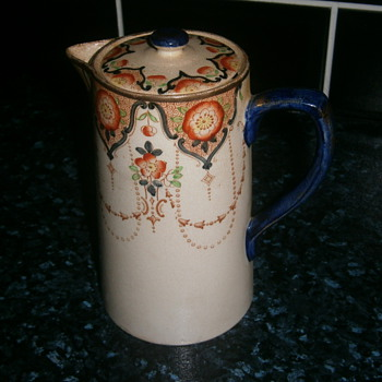 coffee pot - China and Dinnerware