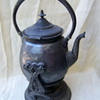 Reed & Barton Teapot and Warmer 3pc Silver Plate 1900?
