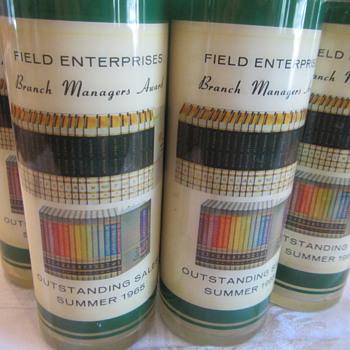 Encyclopedia Salesman - Glassware