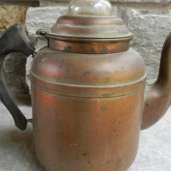 does anyone know anything about this coffee pot? - Kitchen