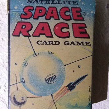 Space Is The Place...for a card game. - Cards