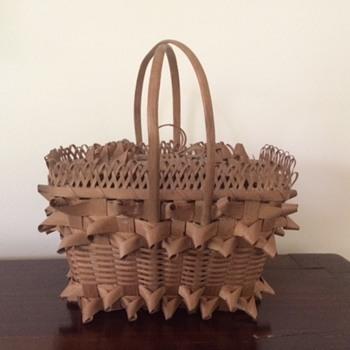 Antique Native American Basket