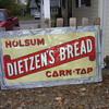 1948 dietzen bread sign