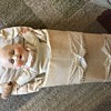Baby doll hand puppet