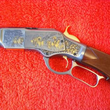 Wild West Commemorative Rifle