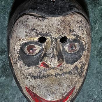 Monkey Mask - Fine Art