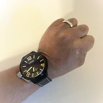 U-BOAT ITALO FONTANA - ITALY - Wristwatches