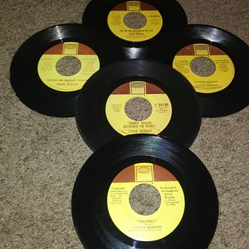 45 RPM SINGLE(S)....#41-#45 - Records