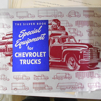 MORE LOCAL CHEVROLET STUFF! - Advertising