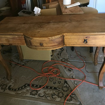 Writers desk or table