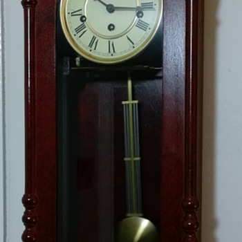 Wall Clock Hermle - Clocks