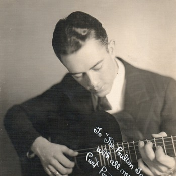 Curt Poulton Collection - Music Memorabilia