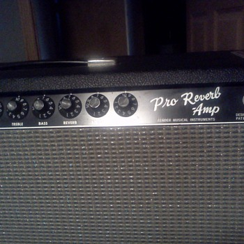 mysterious fender 63-67 pro-reverb /dual showman ps15