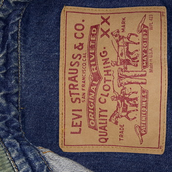 Vintage levi  - Mens Clothing