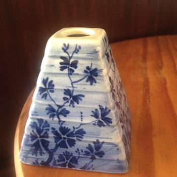 Small vase - Asian