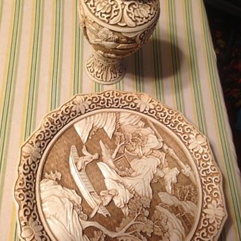Ivory Dynasty  - Asian